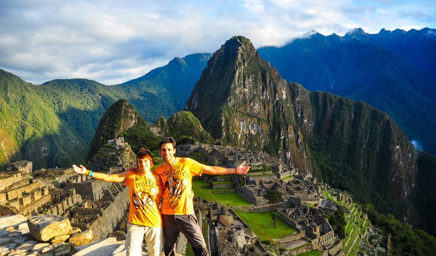 Sacred Valley Train to Machu Picchu 2D/1N