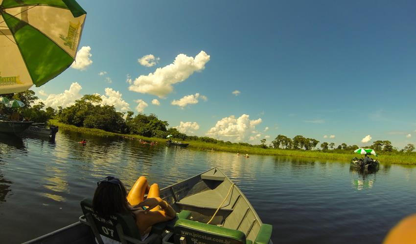 Pantanal Adventure 4D/3N