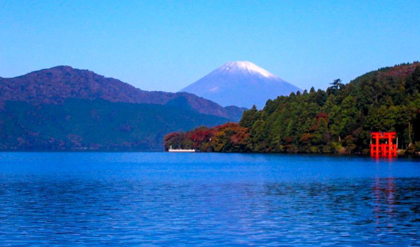 Hakone Discovery, Gateway to Mt. Fuji 3D/2N