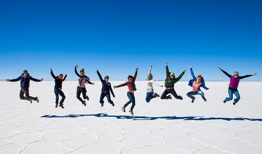 Uyuni Salt Flats Air-Expedition 3D/2N (Budget)